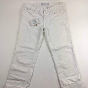 Joe's Cuffed Crop Jeans